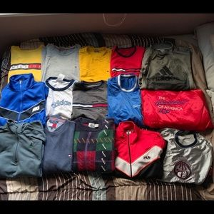 Vintage and Y2K reseller clothing lot